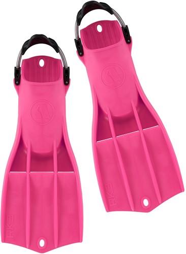 Apeks Rk3 Fin Pink Xl