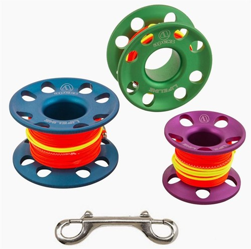 Apeks 45 Mtr Spool Kit-3