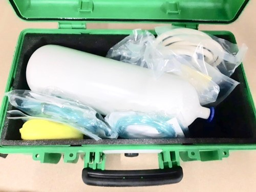 Zuurstofkoffer 5 liter EMT