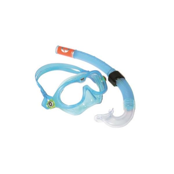 Aqualung Reef DX 2 Clear Lens + Snorkel