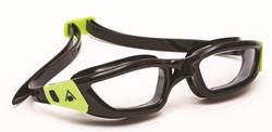 Aquasphere Kameleon Clear Lens Black/Lime