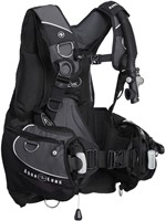 Aqualung Axiom Blk/Char ML trimvest-2