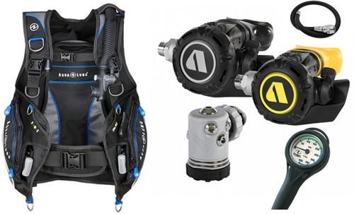Aqualung Set Pro HD XL4