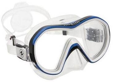 a2464bac3939ea Aqualung Reveal X1 TS Blue duikbril bij SubLub