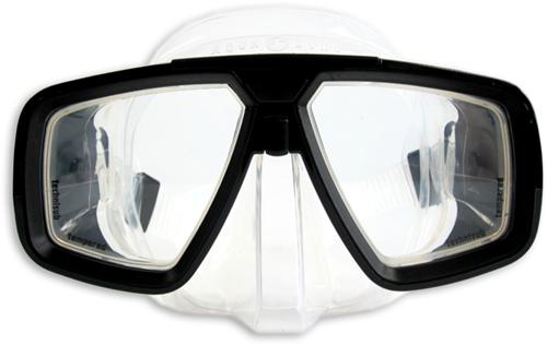 Aqualung Look TS Black duikbril