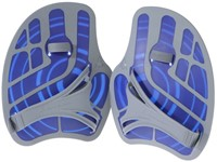Aquasphere Ergoflex Handpaddles Blue L-1