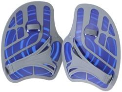 Aquasphere Ergoflex Handpaddles Blue L