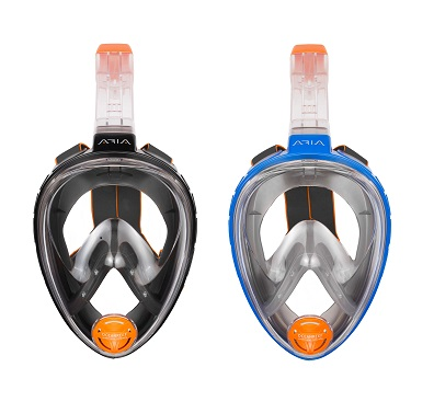 Ocean Reef Aria Classic Full Face snorkelmasker