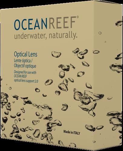 Ocean Reef glas op sterke Rechts