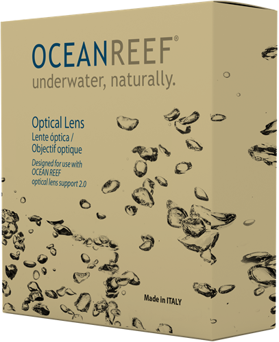 Ocean Reef Minglazen Rechts