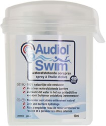 Audiol Swim - Natural Earspray 10 ML
