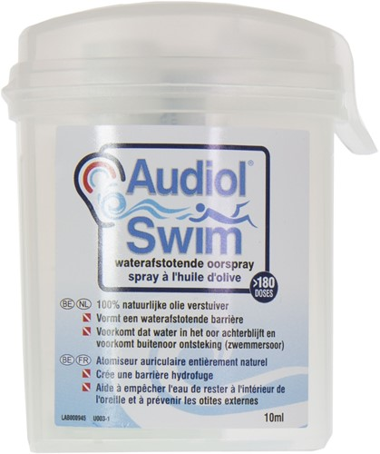 Audiol Swim - Natural Earspray 10 ML