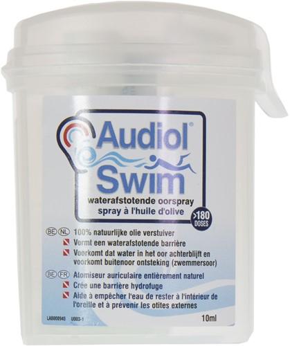 Audiol Swim Natural Oorspray 10ml
