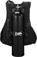Aqualung Axiom i3 Blk/Navy/Grey ML trimvest-3