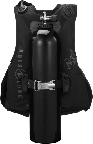 Aqualung Axiom i3 Blk/Navy/Grey XL trimvest-3