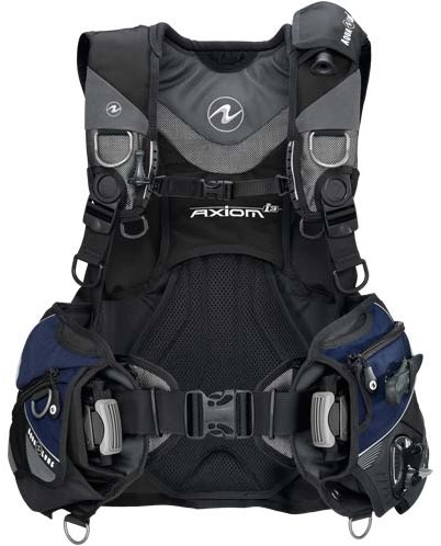 Aqualung Axiom i3 Blk/Navy/Grey M trimvest