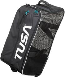 Tusa Ba0301 Bk Mesh Roller Bag