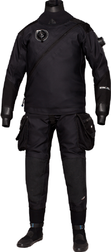 Bare HD2 Dry Suit Trade in