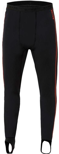 Ultrawarmth Base Layer Pant Black/Lava Men L