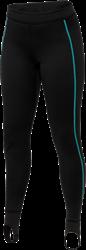 Ultrawarmth Base Layer Pant Black/Aqua Women