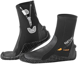 Seac Basic Hd Boots With Zip 5mm