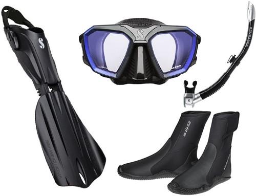 Scubapro basisset D-mask
