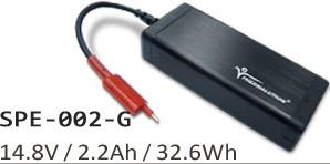 Thermalution Batterijpakket 14,8V / 2,2Ah (1 Stuk)