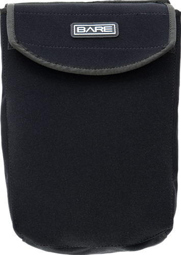 Bare Cordura Tech Pocket - Links