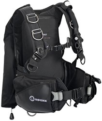 Apeks Black Ice trimvest