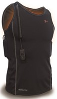 Thermalution Blue grade Thermal vest (CPS panel to sensor) XXL