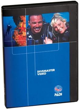 PADI DVD - Divemaster, Diver Edition(English/French/Spanish