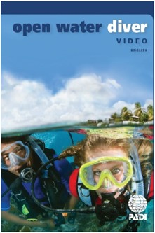 PADI DVD - O/W, Diver Edition, (Turkish)