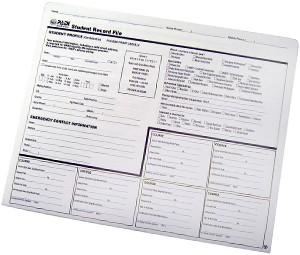 PADI Student Record File (Dutch)