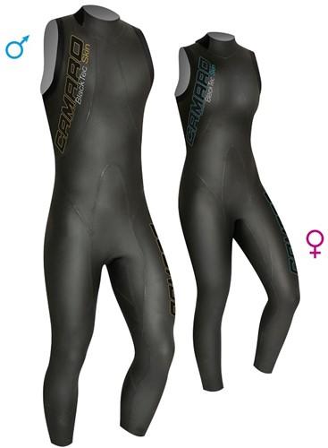 Camaro Blacktec Skin 7/8 Longsuit 957795-99 36