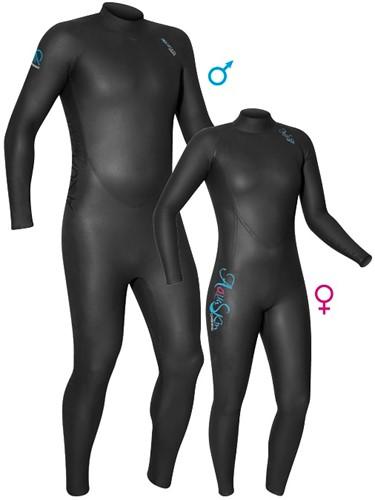 Camaro Aqua Skin Overall 902789-99 36