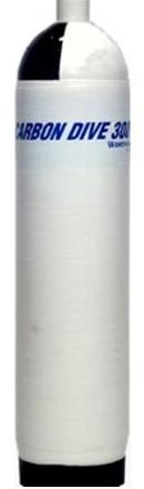 Cilinder Carbon 10 Liter 300Bar