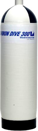 Cylinder Carbon 12 Liter 300Bar