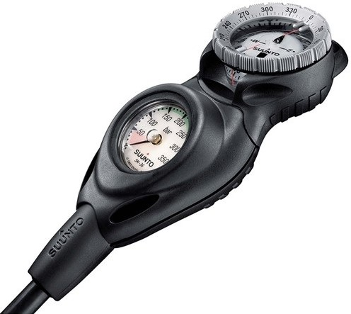 Suunto CBTwo 2D console manometer & kompas