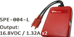 Thermalution New Charger for Battery and charging dock 16.8V SPE-004L