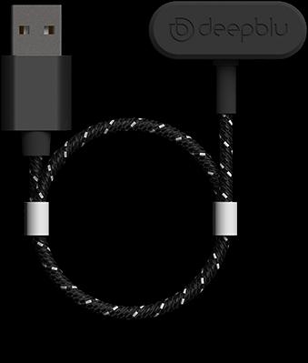 Deepblu Cosmiq Charging Cable New 18'