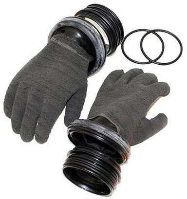 Checkup Drooghandschoen Set 85mm (Medium Handschoenen)