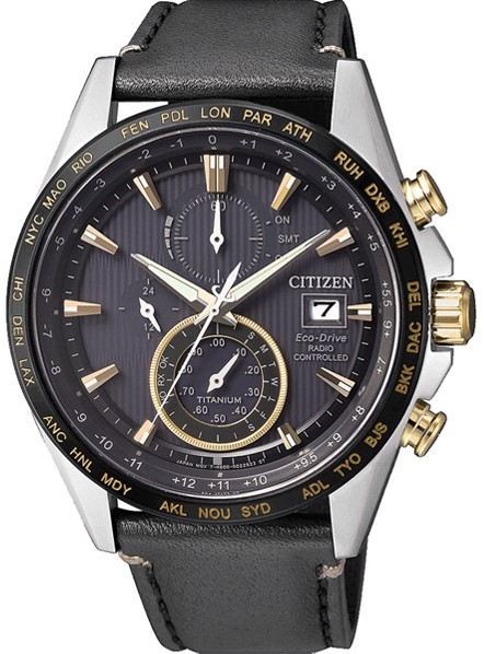 Citizen Radio Controlled AT8158 14H