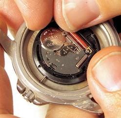 Batterijwissel horloge incl druktest
