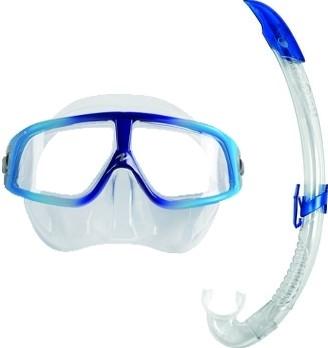 Aqualung Sphera LX + Airflex LX Blue snorkelset