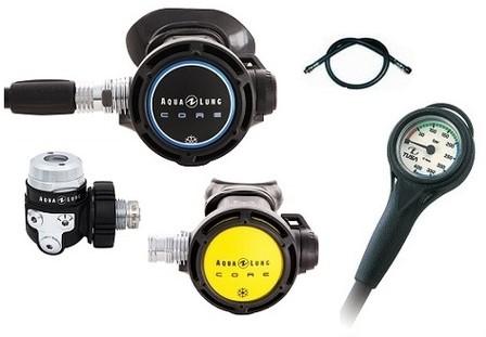 Aqualung Core Supreme regulator set
