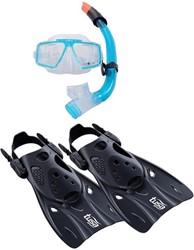 Aqualung Cozumel Reeftourer snorkelset