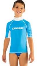 Cressi Rash Guard Jr Blue 10 Age