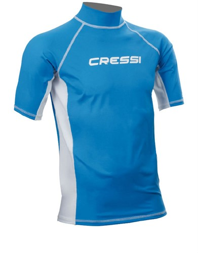 Cressi Rash Guard Man Blue S/2 (48)