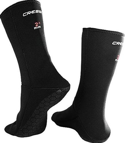 Cressi Metallite Boots Black 2.5MM Xl
