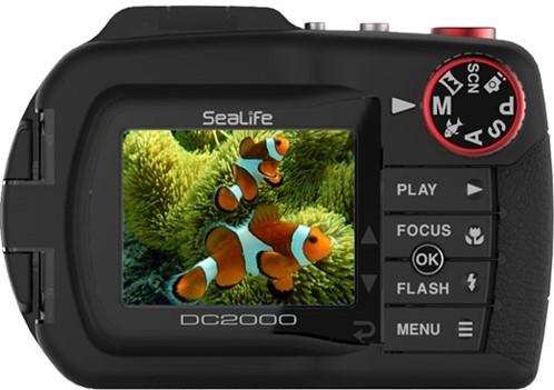 Sealife DC2000 Pro Duo Onderwater Camera-2